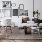 RE-CREATE THE LOOK: 12 SCANDINAVIAN GALLERY WALL IDEAS YOU'LL LOVE. Hey, Djangles. heydjangles.com. Scandinavian Gallery Wall, Scandinavian Living Room, image source: Instagram @styledbyemmahos
