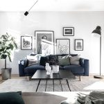 RE-CREATE THE LOOK: 12 SCANDINAVIAN GALLERY WALL IDEAS YOU'LL LOVE. Hey, Djangles. heydjangles.com. Scandinavian Gallery Wall, Scandinavian Living Room. Image source: Instagram @scandinavianhomes