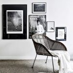 RE-CREATE THE LOOK: 12 SCANDINAVIAN GALLERY WALL IDEAS YOU'LL LOVE. Hey, Djangles. heydjangles.com. Scandinavian Gallery Wall, Scandinavian Decor. Image source: Instagram @madebyintro