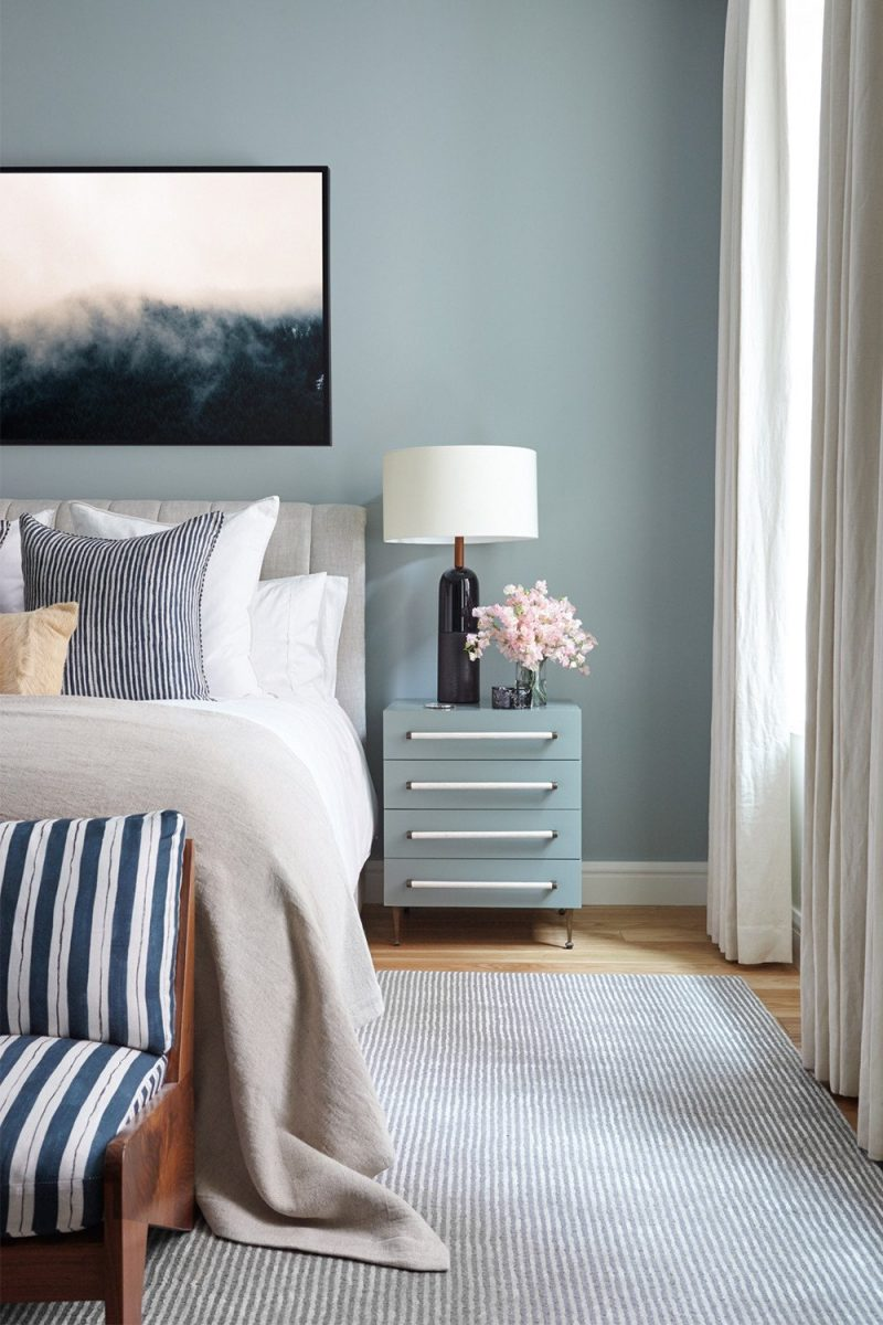 6 BEAUTIFUL GREEN-GRAY BEDROOMS YOU CAN RE-CREATE TODAY - Hey, Djangles.