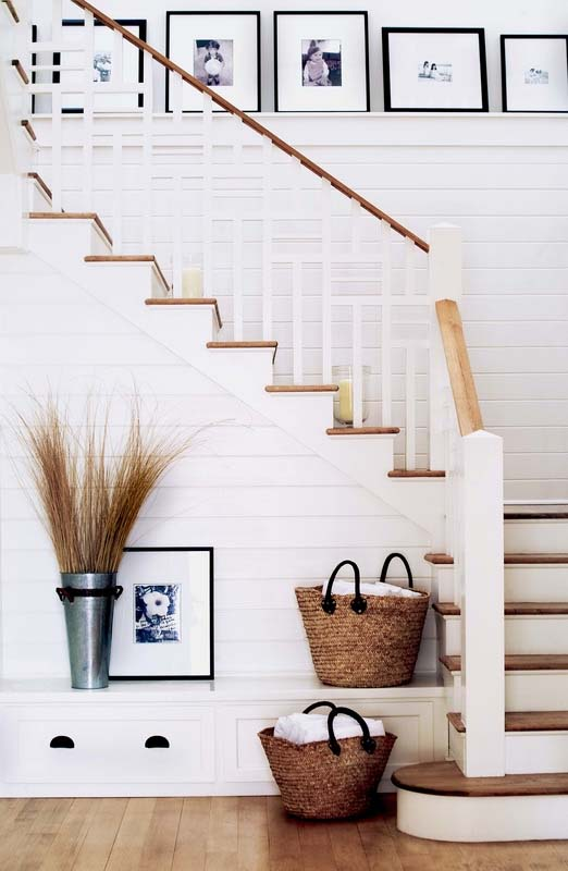 RE-CREATE THE LOOK: 5 MODERN FARMHOUSE STAIRCASE IDEAS YOU'LL LOVE, Hey, Djangles. heydjangles.com - Image: Jason Donnelly