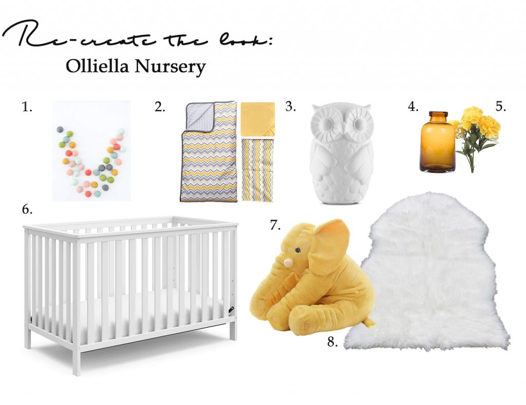 Gender-neutral baby nursery inspiration. 5 TOTALLY ACHIEVABLE GENDER-NEUTRAL BABY NURSERY LOOKS + HOW TO GET THEM - So adorable! #babynursery #nurserydecor