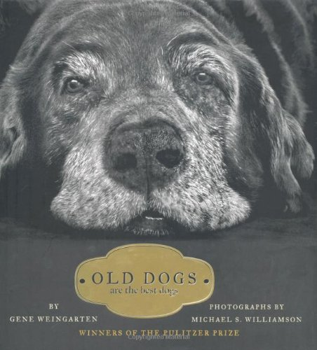 12 BEAUTIFUL COFFEE TABLE BOOKS FOR DOG LOVERS - Hey, Djangles. heydjangles.com - Dog coffee table books, dog decor, Old Dogs - Gene Weingarten