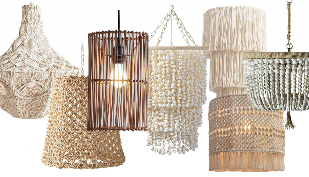 Modern Boho Chandeliers And Pendant Lights Come In A Range Of Shapes Styles Sizes True To The Bohemian Genre Lighting Also Embraces Mixture