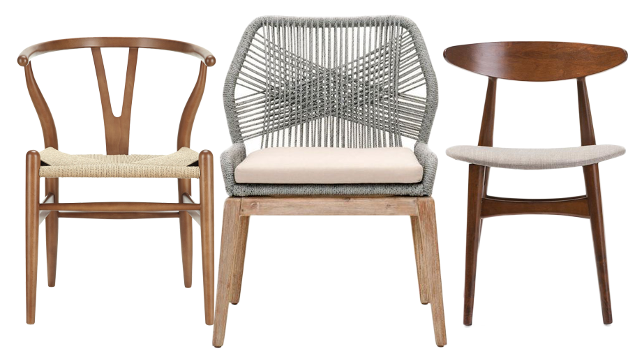 Modern Bohemian Dining Room Chairs To Suit Every Budget Hey Djangles