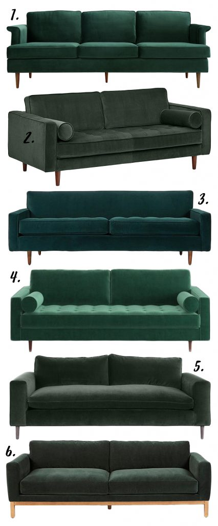BOHO STYLE: THE GREEN VELVET SOFA - 6 STYLISH OPTIONS - Hey, Djangles. heydjangles.com - velvet green sofa, green velvet couch, green velvet sofa living room, velvet sofa green, velvet green couch, velvet couch green, boho sofa, bohemian couch, bohemian sitting room, bohemian lounge, bohemian living room, bohemian furniture, bohemian living room ideas, living room bohemian, bohemian livingroom, lounge room bohemian, shop green velvet sofas, buy green velvet sofa.