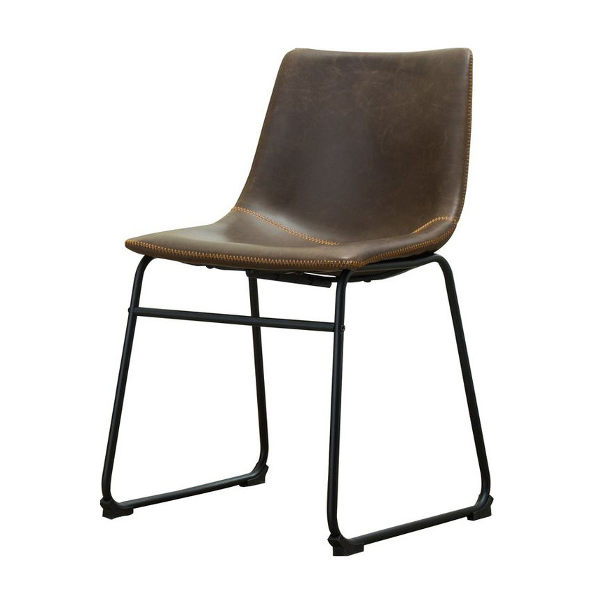 Cheap Contemporary Dining Chairs: AFFORDABLE MODERN INDUSTRIAL DINING CHAIRS