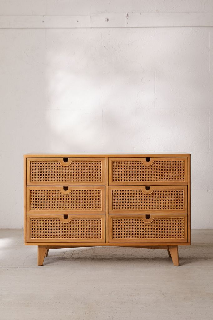 Image via Urban Outfitters, feat. 'Marte 5-Drawer Dresser'