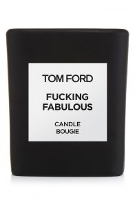 Tom Ford Candle via Nordstrom