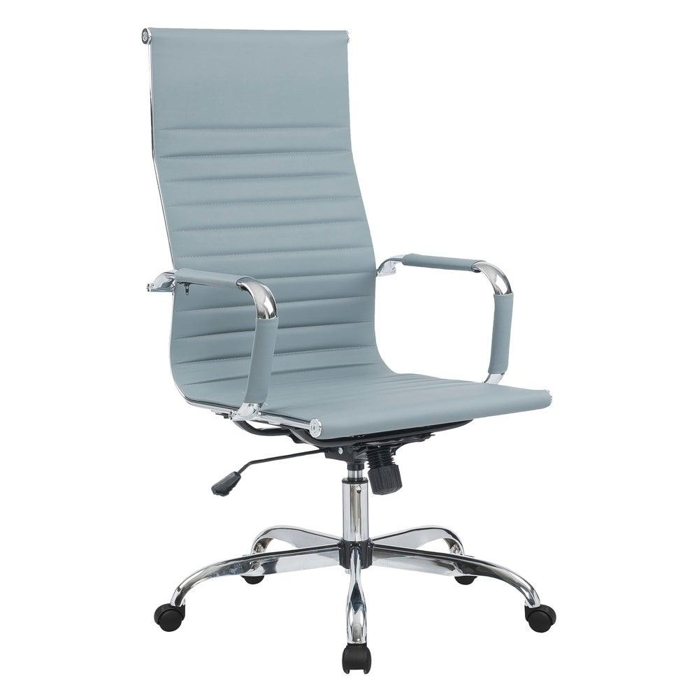 Ergonomic Desk Chair via Overstock