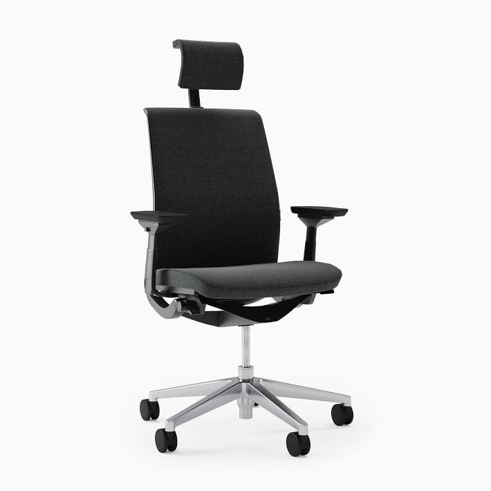 Ergonomic Desk Chair via West Elm