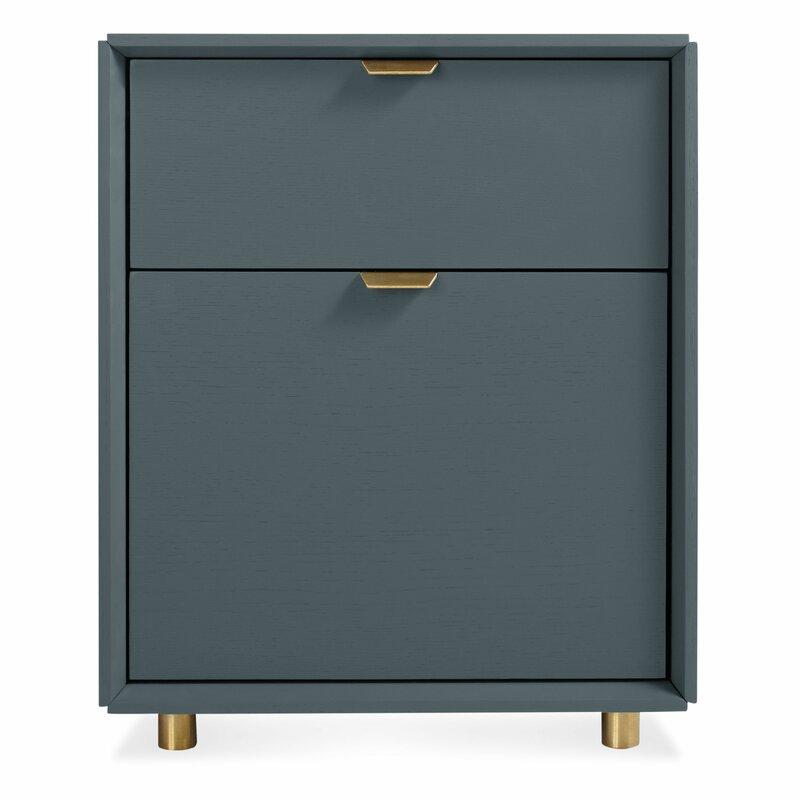 Filing Cabinet via All Modern