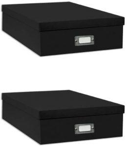 Paper Boxes via Amazon