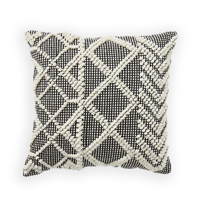 Bianca Indoor/Outdoor Pillow Anthropologie