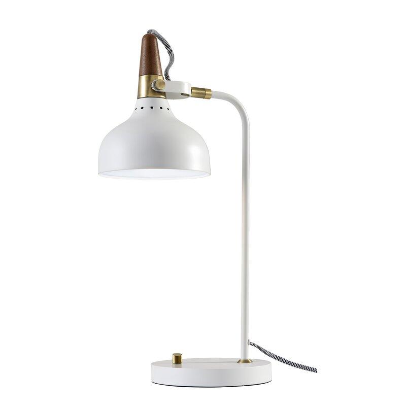 Desk Lamp via All Modern (black or white)