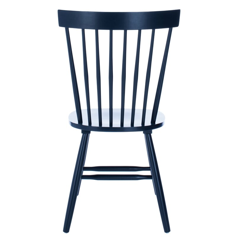 FARMHOUSE STYLE: Black Windsor Dining Chairs For Every Budget - Image via All Modern