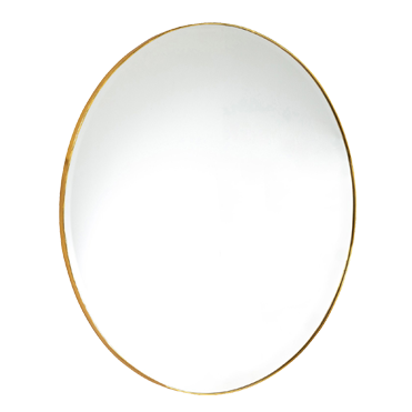gold round wall mirror 39 inch, affiliate link