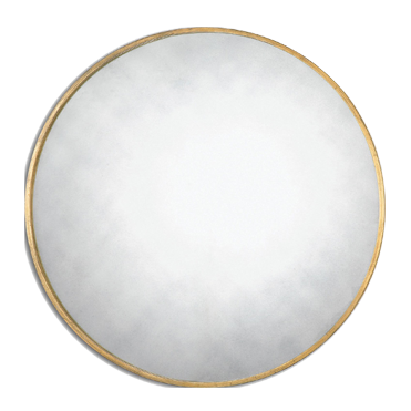 gold round wall mirror 43 inch, affiliate link