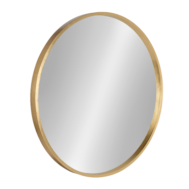 gold round wall mirror 26 inch, affiliate link