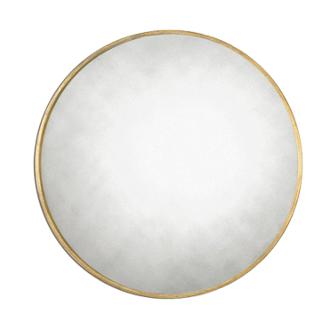 gold round wall mirror 32 inch, affiliate link
