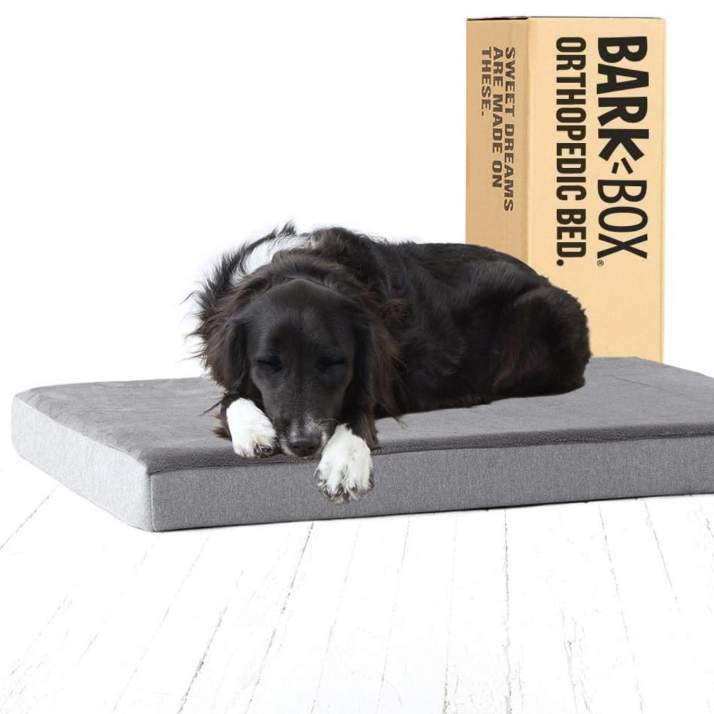Image via Amazon feat. Barkbox Memory Foam Orthopedic Dog Bed