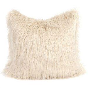 llama cushion, llama decor