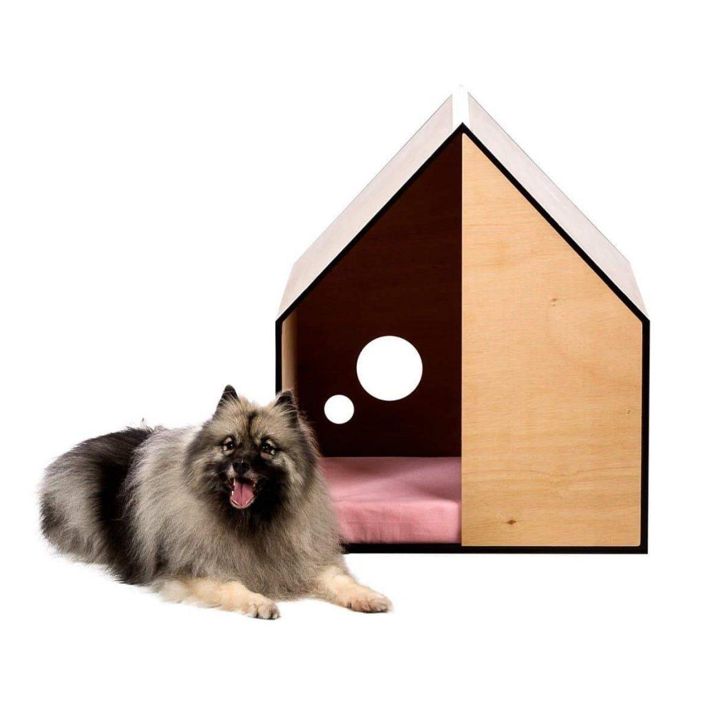 Made by Pen Dog House via Design Milk