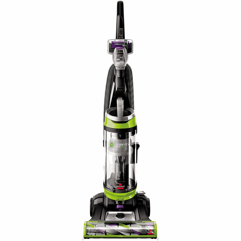 BISSELL Cleanview Swivel Pet Upright Bagless Vacuum Cleaner via Amazon