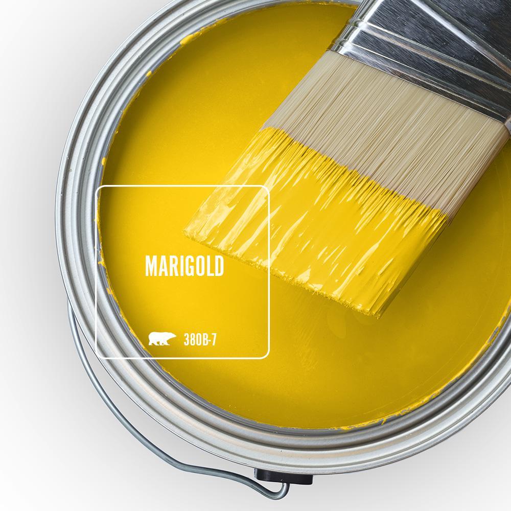 Behr 'Marigold' via Home Depot