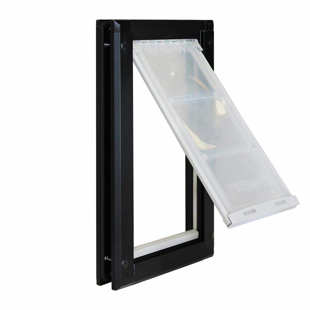 Endura Black Pet Door
