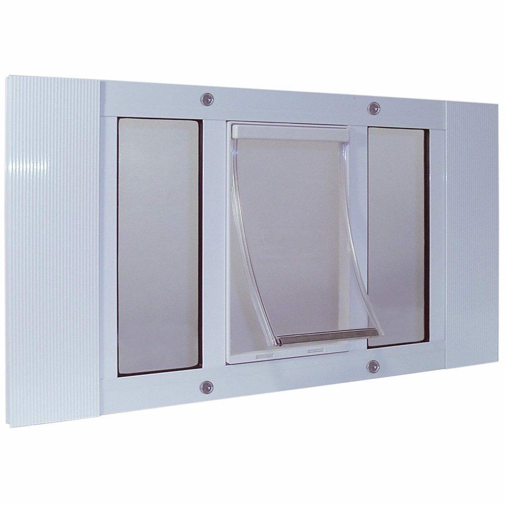 Adjustable WIndow Pet Door