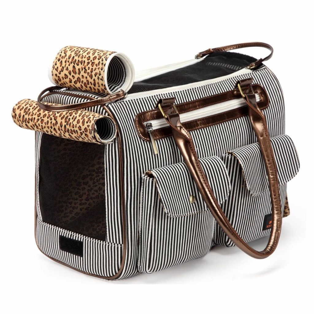luxury dog carrier purse