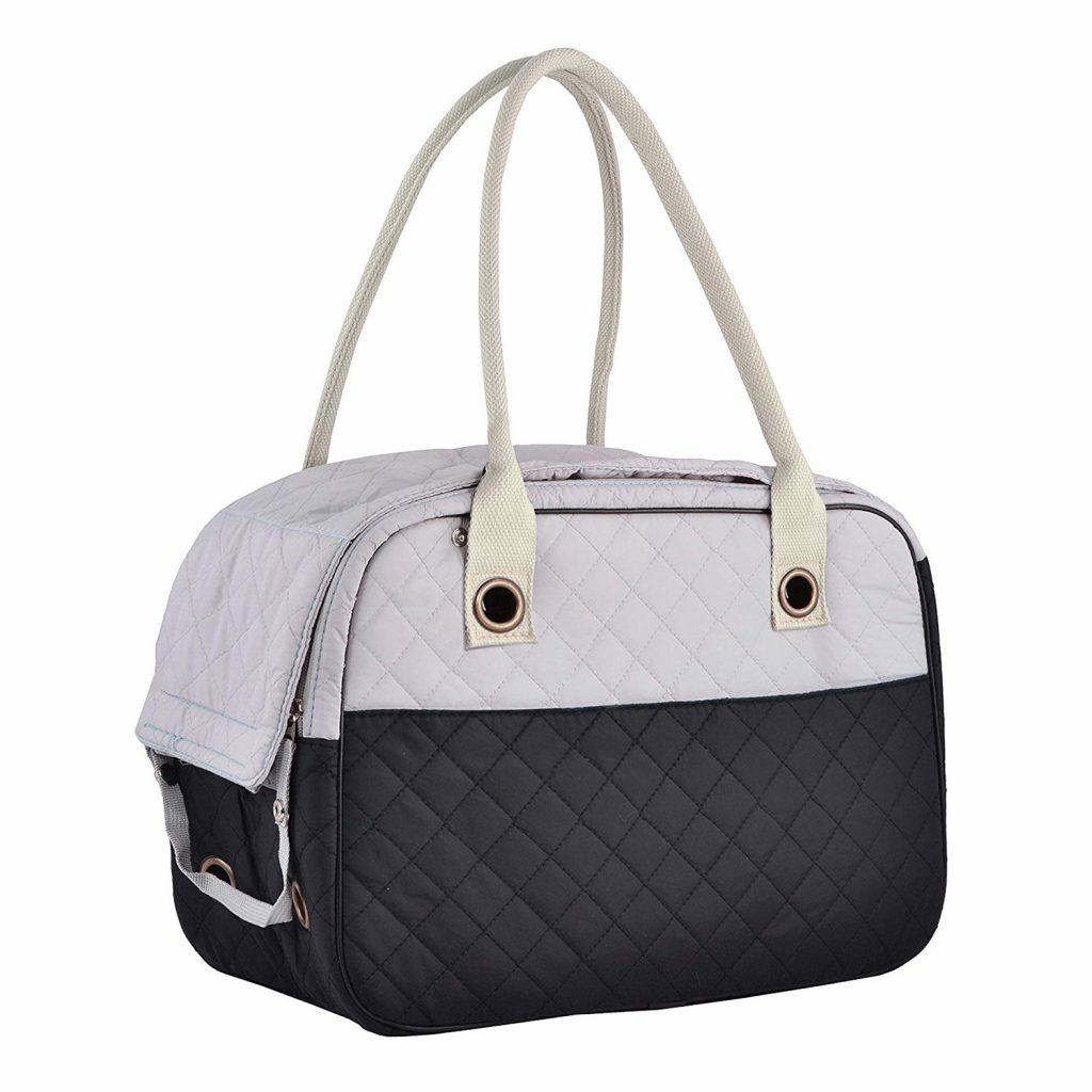 padded dog carrier purse bag