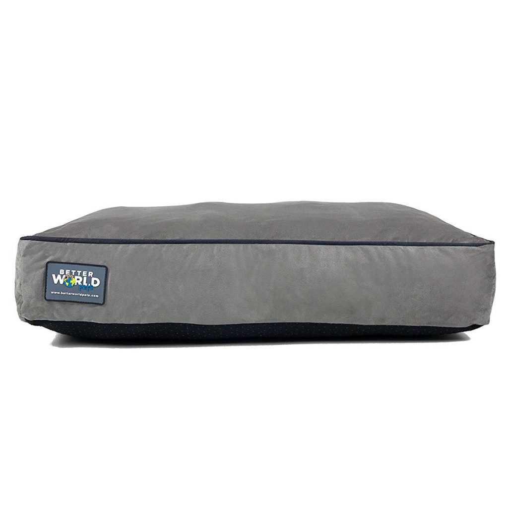 15 UNDER $50: Pet Beds With Washable Covers – Hey, Djangles. Best affordable easy-care dog beds.