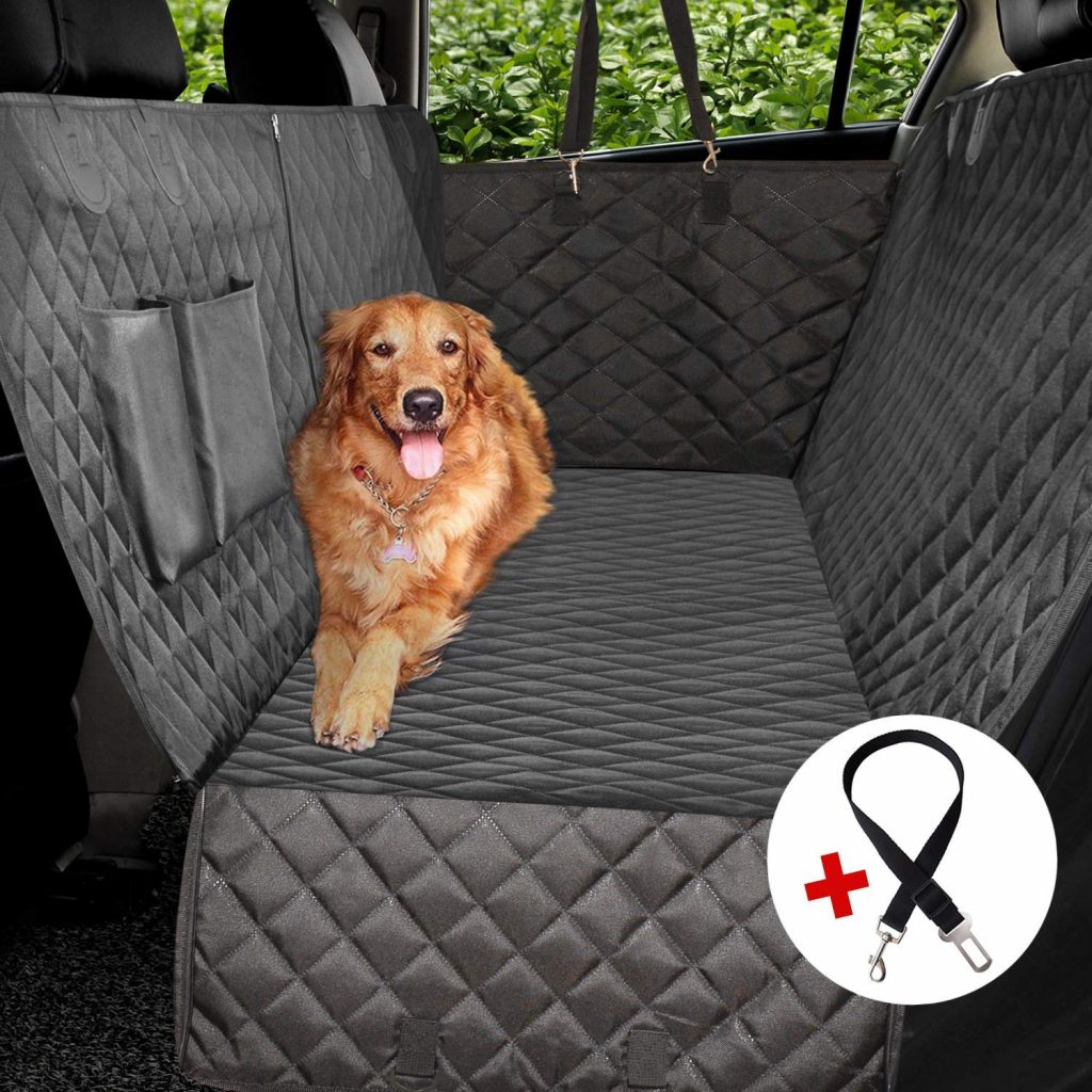 8 Tips For Planning A Cross Country Road Trip With Your Dog – Hey,Djangles.dog hammock for car back seat, dog-friendly travel tips