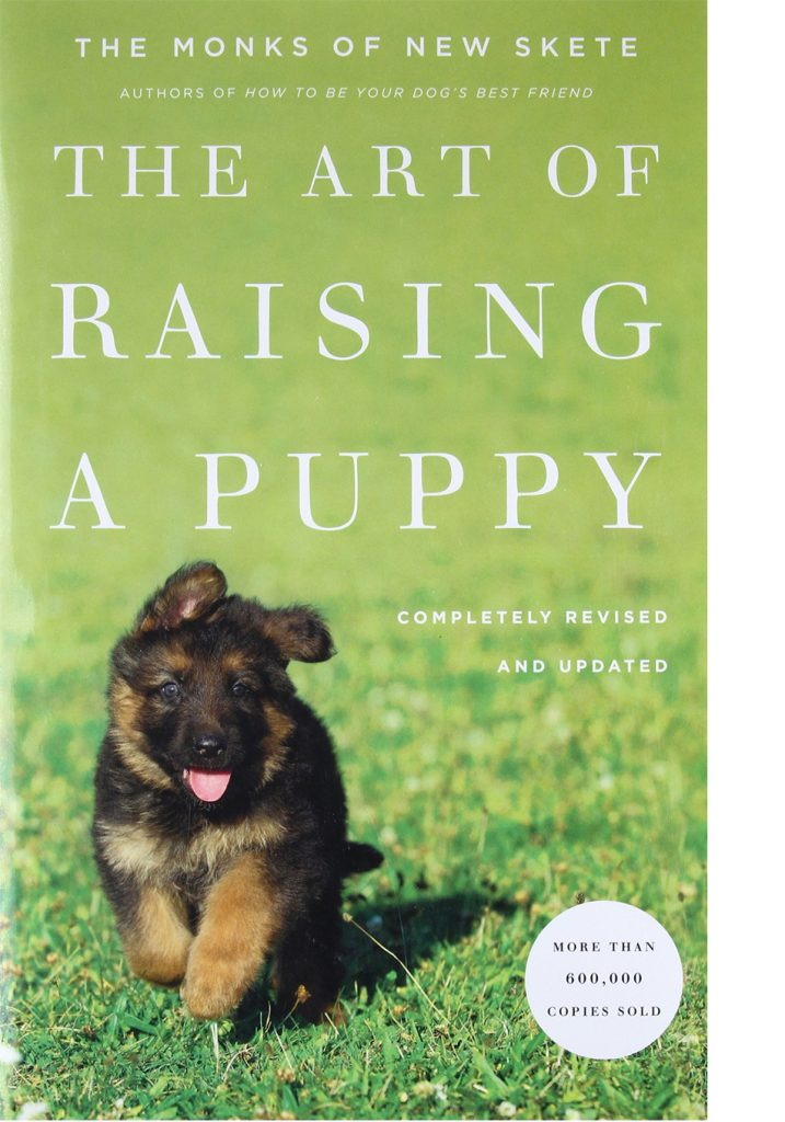 12 Gorgeous Gifts for New Puppy Parents, puppy book, The Art of Raising a Puppy, The Monks of New Skete