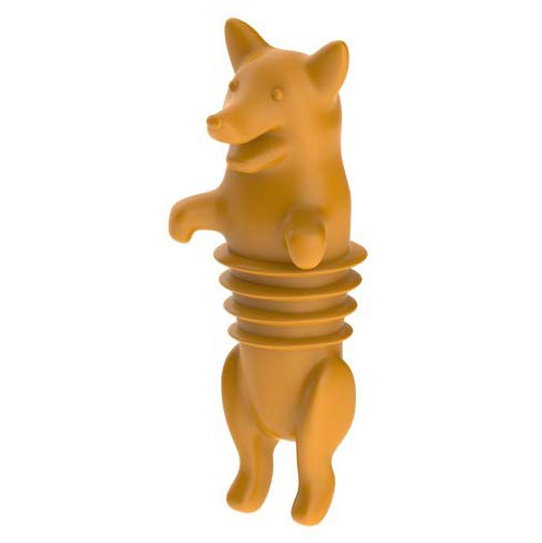 60 Gifts for Corgi Lovers, Corgi Bottle Stopper