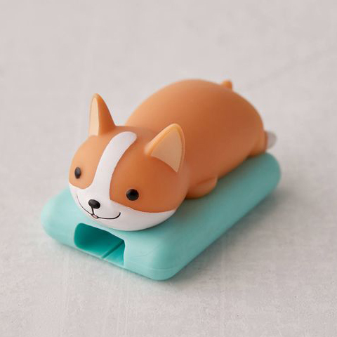 60 Gifts for Corgi Lovers, Corgi Cable Buddy