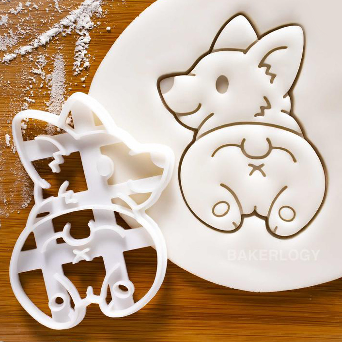 60 Gifts for Corgi Lovers, Corgi Cookie Cutter