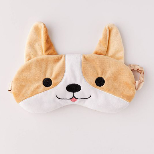 60 Gifts for Corgi Lovers, Corgi Sleep Mask