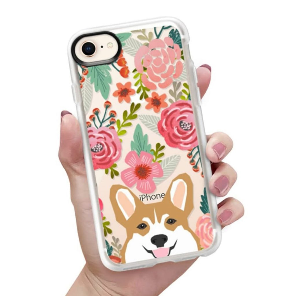 60 Gifts for Corgi Lovers, Corgi Phone Case