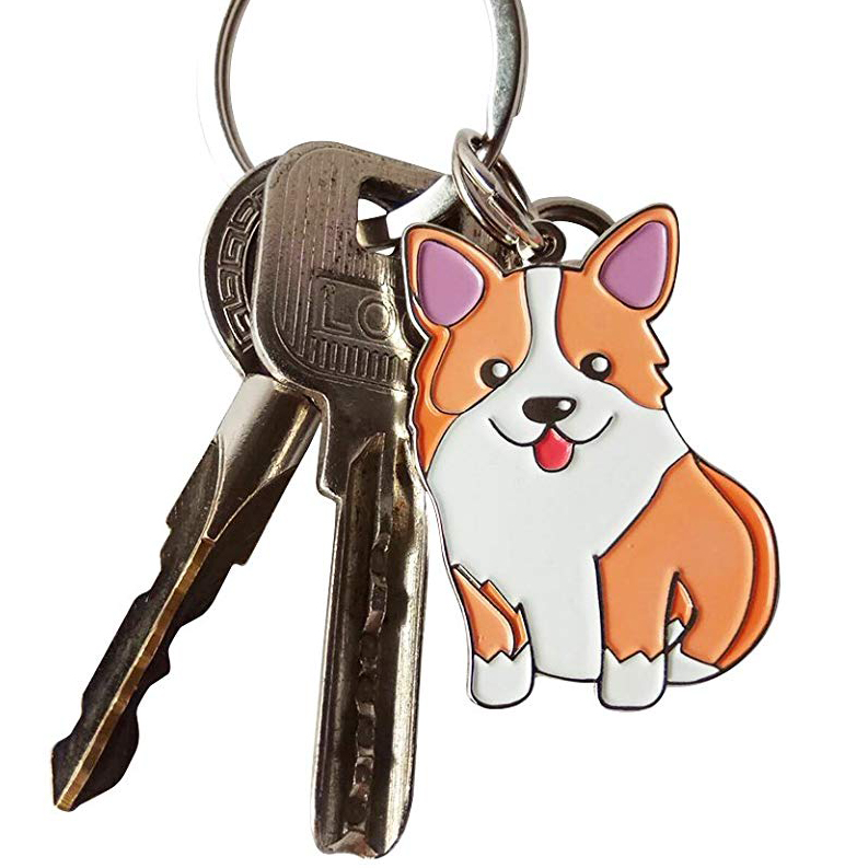 60 Gifts for Corgi Lovers, Corgi Key Chain