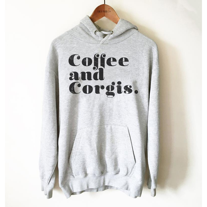 60 Gifts for Corgi Lovers, Corgi Sweatshirt