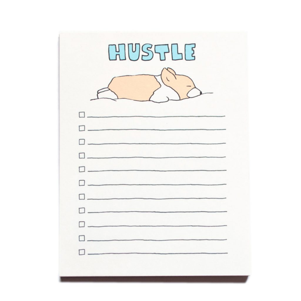 60 Gifts for Corgi Lovers, Corgi Stationery Notebook