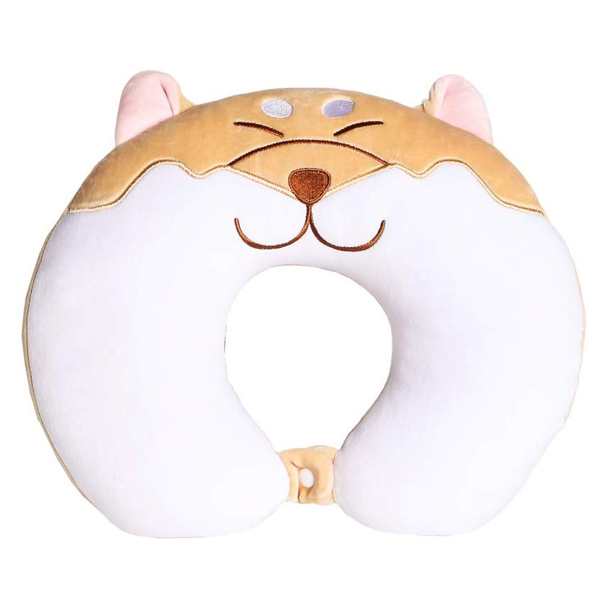 60 Gifts for Corgi Lovers, Corgi Neck Travel Pillow