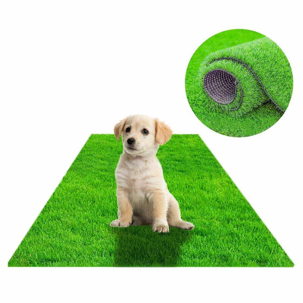 15 UNDER $50: Best Indoor Dog Potties –heydjangles.com, puppy toilet training, indoor dog potty, potty training your dog. Pet turf, artificial grass.