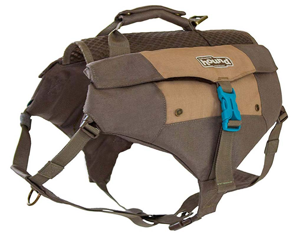 8 Best Saddlebags for Dogs: Backpacks for Adventurous Canines! – heydjangles.com – best dog saddle bags, dog backpacks with saddle bags, tactical dog backpacks, dogs that hike, outward hound denver urban pack.