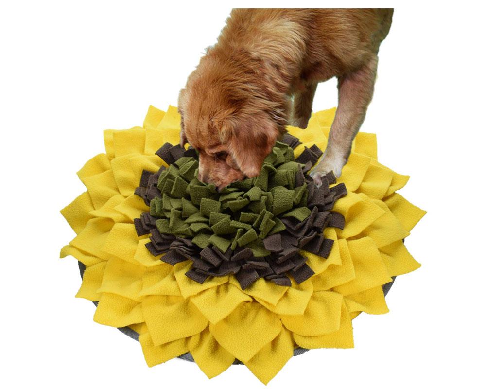 Livekey Sunflower Snuffle Mat