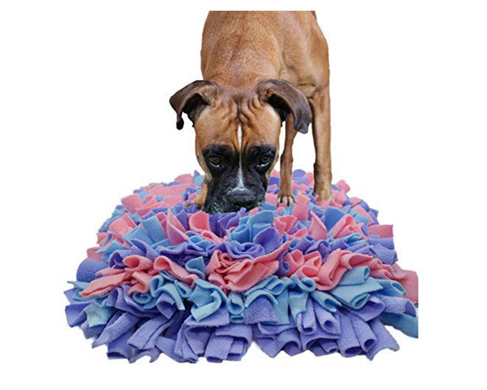 Livekey Snuffle Mat, Boxer dog