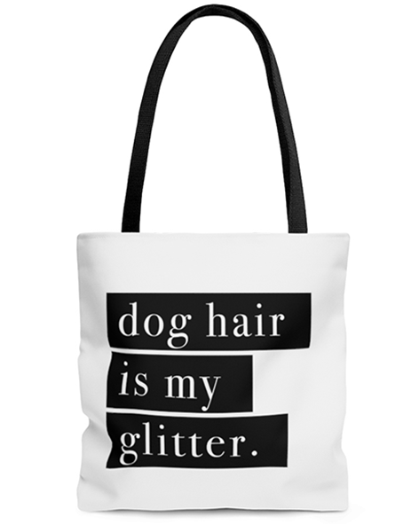 dog-hair-is-my-glitter-tote
